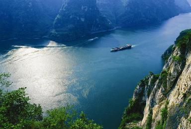 端午拼团 徒步三峡之巅 感受两岸高山凌江夹峙的瞿塘峡风光(3日行程)