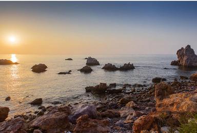 北方鼓浪屿大钦岛 东北亚小塞班 蓬莱阁 海洋游乐园(4日行程)