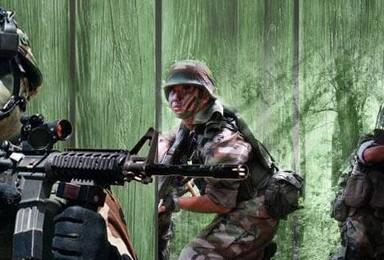 上海 CS等你来战 3个主题场景3小时狂奔作战 不服来战(1日行程)