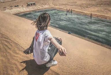 腾格里沙漠精品露营(2日行程)