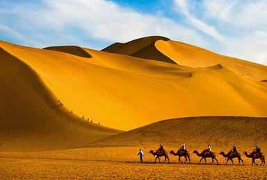 丝绸之路大漠风情之旅(9日行程)