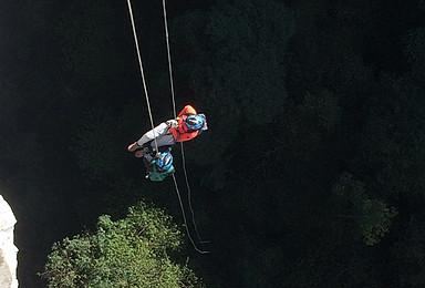 高端定制 科考线路 洞穴探险 天坑速降 玩转单绳技术 SRT(6日行程)