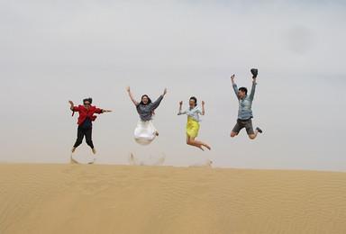 沙漠很大 我想去看看(2日行程)