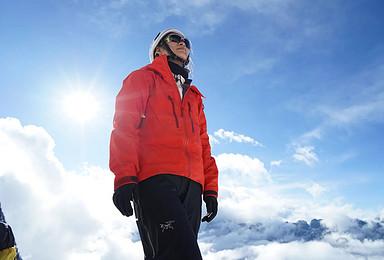 半脊峰5430米攀登 冰雪技术型登山 毕棚沟徒步(7日行程)