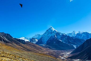 探访世界之巅 尼泊尔珠峰大本营EBC 世界顶级徒步圆梦之旅(14日行程)