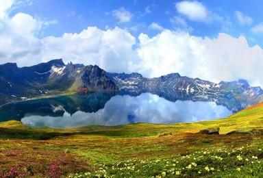 长白山专线 长白山天池 高山花园全景游(3日行程)