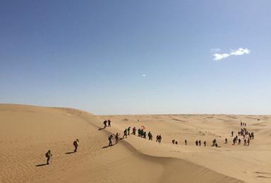 沙漠旅行 国庆特刊2017腾格里全新线路 发现沙漠之美(5日行程)