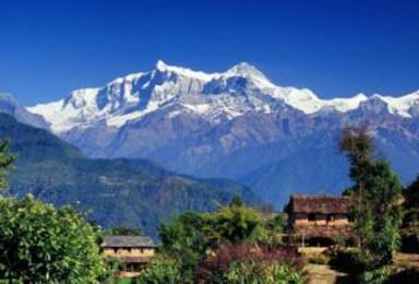 徒步者的天堂 尼泊尔ABC线 ABC徒步(10日行程)