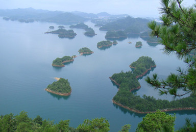 千岛湖 逐浪 骑行 热气球 玩转海陆空(2日行程)