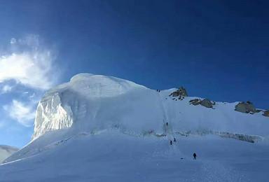 2019年全年自助攀登雀儿山(5日行程)