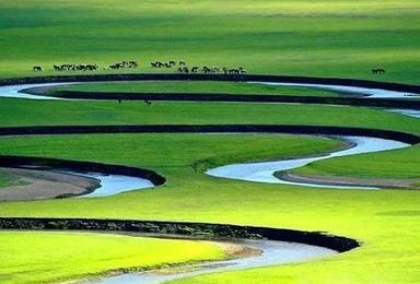 呼伦贝尔草原 大兴安岭 满洲里 根河湿地 室韦 莫尔道嘎(6日行程)