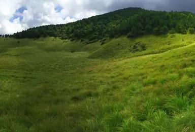 周末 秦岭之南 寻访十万亩大草甸 南羊山露营(2日行程)