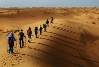 远方的情怀 走进腾格里沙漠(4日行程)