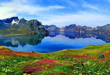 长白山 避暑圣地长白山 最美瑶池仙境 西北坡 漂流(4日行程)