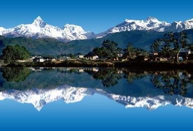 熊出没 尼泊尔专线 雪山佛国 加德满都 全球最高的神秘国度(8日行程)