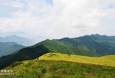 7 15 在驴途 相约箭峪岭 呼吸在蓝天白云 赏最美高山草甸(1日行程)