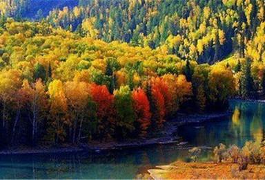 喀納斯 禾木瑞士風光 吐魯番維吾爾民族風情 沙漠風光(10日行程)