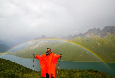 七八月年保玉则仙女湖 妖女湖 上下日干措经典穿越(5日行程)