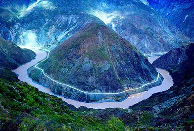 云南丽江 香格里拉 普达措 梅里雪山 虎跳峡 泸沽湖(7日行程)