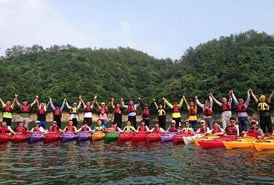 千岛湖最美湖滨绿道骑行 玩转皮划艇 湿身千岛湖(2日行程)
