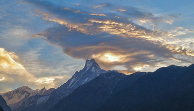 世界第十高峰 尼泊尔安娜普尔纳大本营ABC(11日行程)