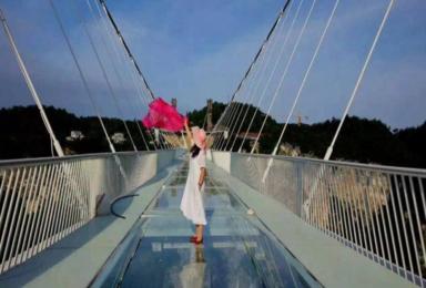 醉美张家界挑战玻璃桥 国家森林公园 天门山 墨戎苗寨(5日行程)