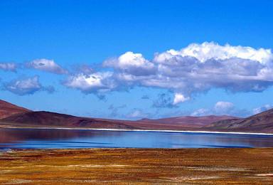 滇藏丙察察 阿里大北线挺进世界第三极羌塘无人区(25日行程)