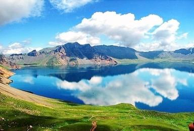 周末火车丨大美长白瑶池仙境 长白山天池(3日行程)