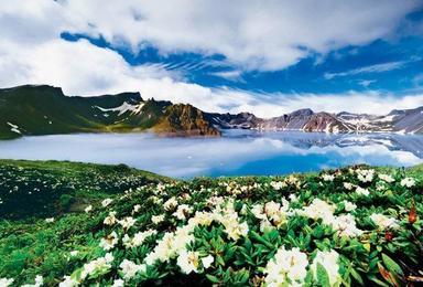 国庆 长白山天池 红海滩 笔架山 红叶谷 望天洞(6日行程)