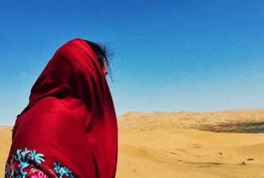 2017国庆 给生活一点颜色 最美的秋天相约腾格里沙漠(5日行程)