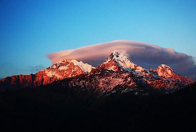 ABC Poon Hill徒步 尼泊尔 安纳普尔纳 布恩山(13日行程)