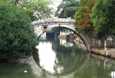徒步 青浦金泽古镇历史古桥(1日行程)