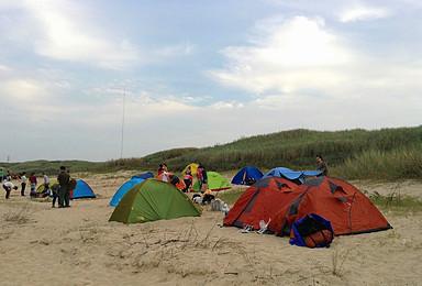 长沙至洞庭湖青山岛户外徒步露营活动(2日行程)