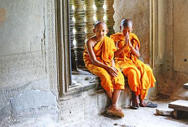 10月11日 15日 柬埔寨深度游(5日行程)