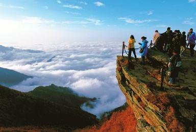 金秋醉美太白山登顶拔仙台轻装徒步体验穿越(3日行程)