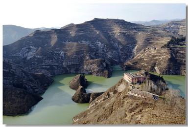 两日同发徒步摄影宝鸡峡 六川河 徜徉穿越(1日行程)