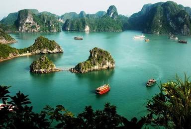 越南下龙湾河内吉婆岛纯玩户外出境之旅(9日行程)
