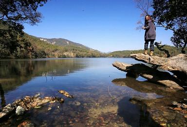 冶勒湖 冕宁冶勒湖边晒太阳 发现大凉山深处原始之美(2日行程)