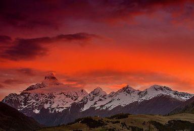 四姑娘山 含餐 双桥沟大门票 中国的的阿尔卑斯 探寻雪山秘境(2日行程)