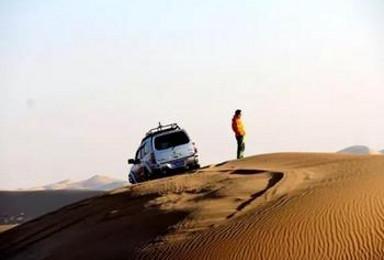 遇见最美沙漠绿洲 腾格里沙漠无人区轻装徒步旅行招募(5日行程)