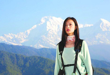 在尼泊尔 等一个时机 直到风声从耳边响起(8日行程)
