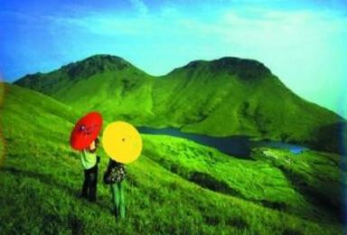 最美海上草原 中国十大最美岛屿 大嵛山岛(3日行程)