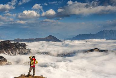 亚洲最大的观景平台 牛背山 国庆(2日行程)