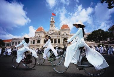 越南越美 西贡 大叻 芽庄 美奈 湄公河(9日行程)