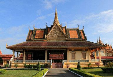 柬埔寨 金边 暹粒 西哈努克 洞里萨 非常之旅(8日行程)