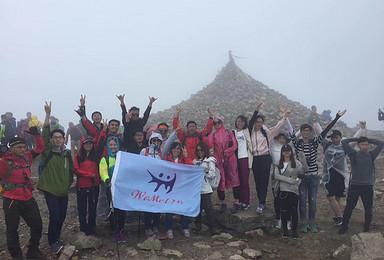 征服北京第一高峰 聚灵峡 五指峰 东灵山穿越(1日行程)