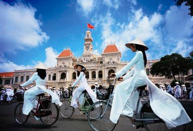 17全年越南环线 胡志明 西贡 大叻 芽庄 美奈 深度游(8日行程)