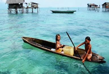 马来西亚 沙巴仙本那 红树林卡帕莱  海底漫步  天堂海岛(7日行程)