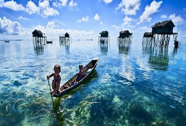 马来西亚 沙巴仙本那 马布岛 卡帕莱 红树林 海底漫步(7日行程)