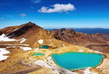 新西兰南北岛 冰火探险徒步之旅(11日行程)